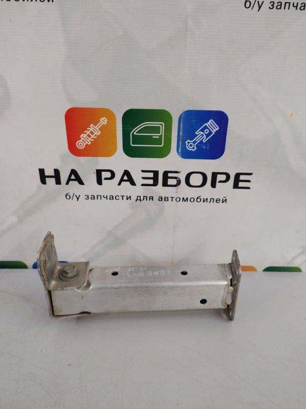 Крепление усилителя бампера переднее правое AUDI Q7 2015 4M CVMD 4M0802038A Б/У