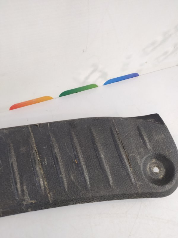 Накладка на бампер задняя LADA Largus F90 11189