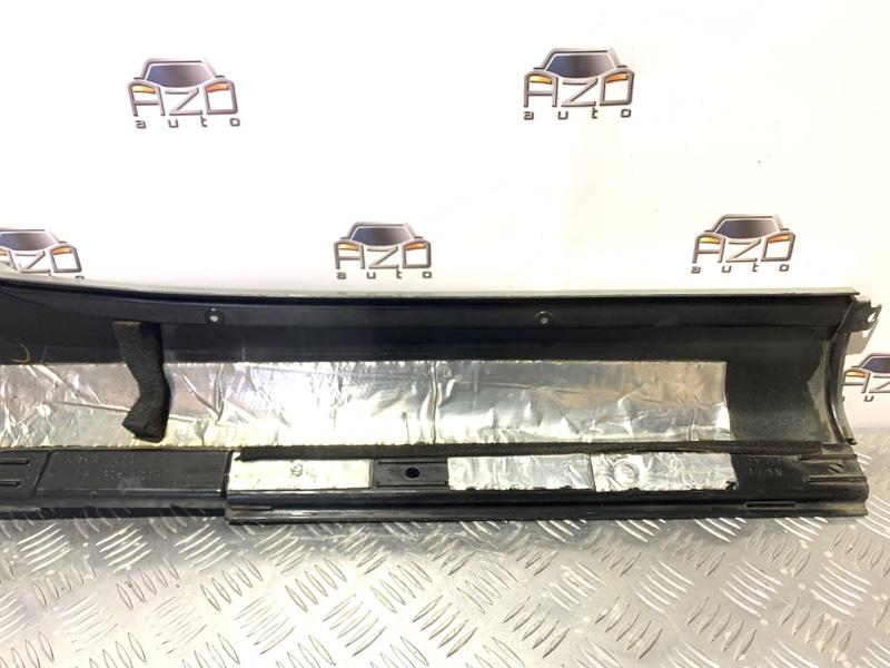 Накладка на порог левая LS430 2003 UCF30 3UZ-FE