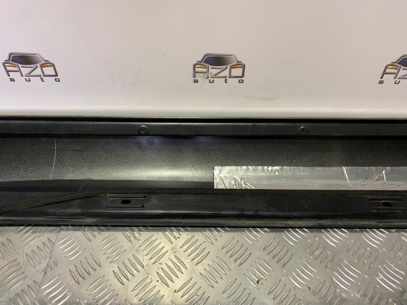 Накладка на порог правая LS430 2003 UCF30 3UZ-FE