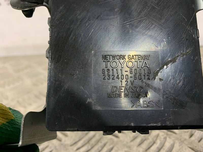 Блок gateway LS430 2003 UCF30 3UZ-FE