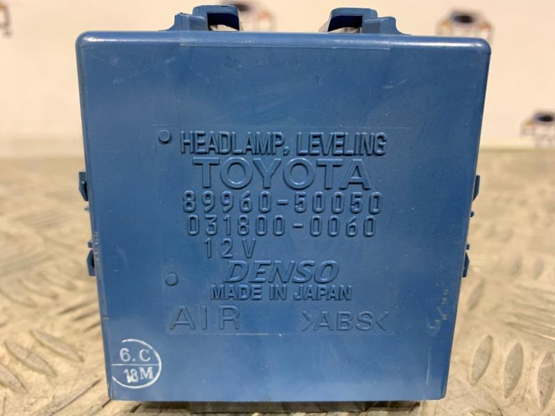 Блок управления светом LS430 2003 UCF30 3UZ-FE