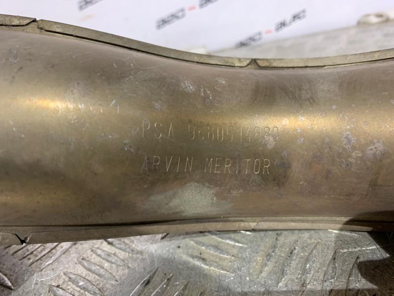 Приемная труба C4 2011 B7 1.6