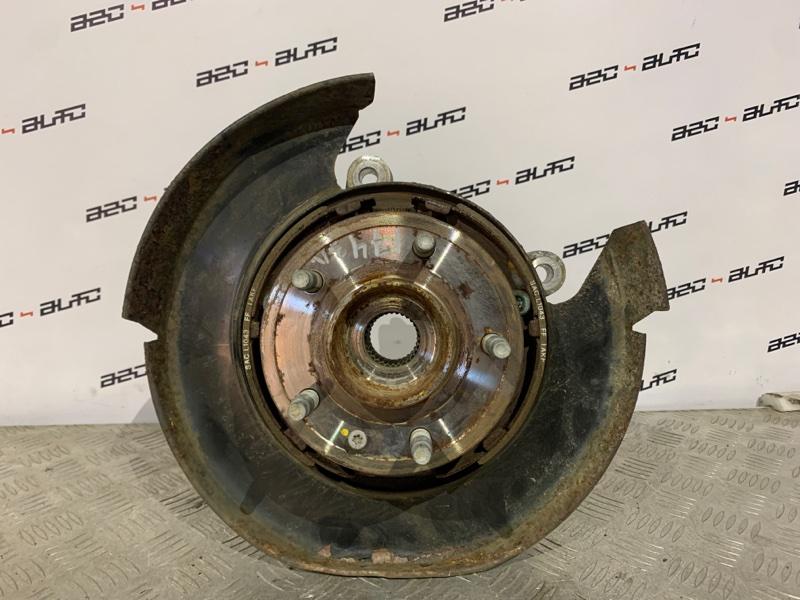 Кулак задний левый Chevrolet Captiva 2012 C140 2.4 23337211 контрактная