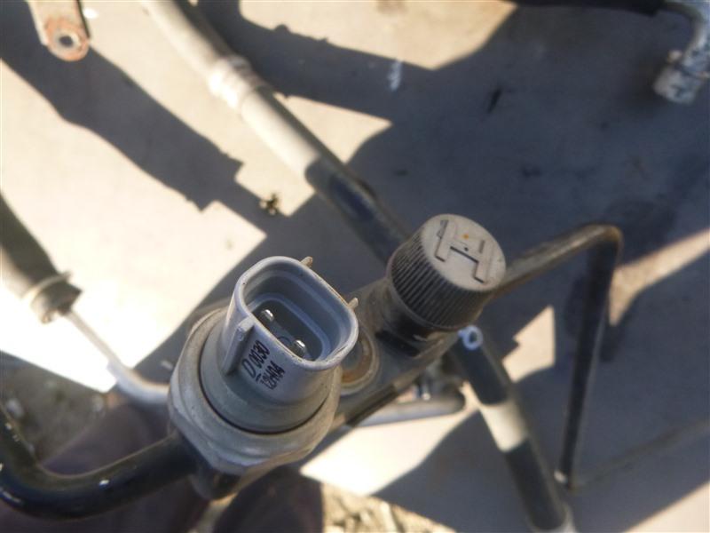 Трубки кондиционера Land Cruiser Prado 2006 GRJ120 1GRFE