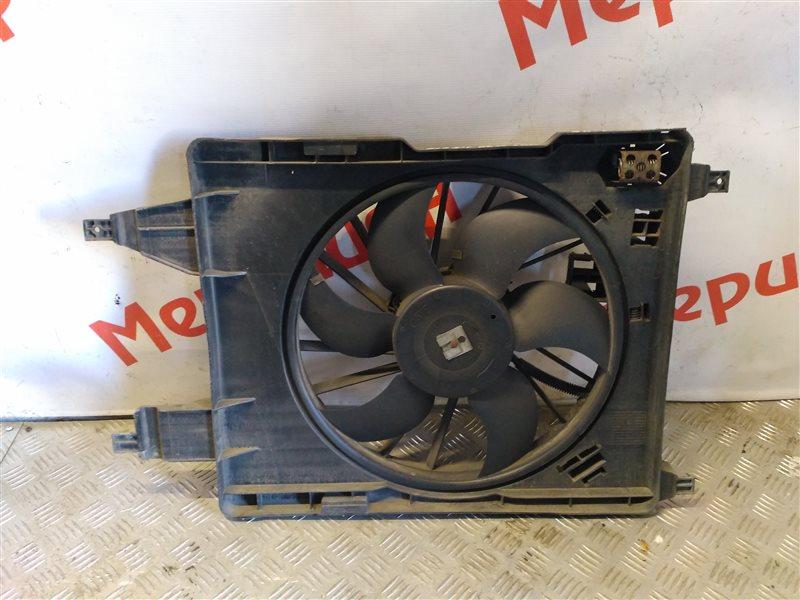 Вентилятор радиатора SCENIC 2006 JM 1.5