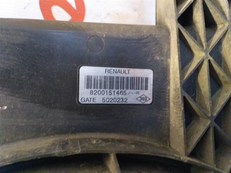 Вентилятор радиатора RENAULT SCENIC JM 1.5