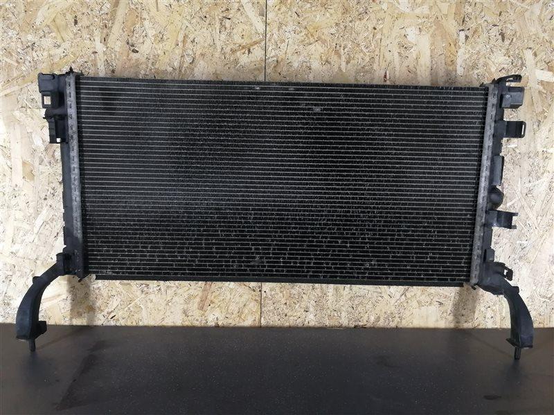 Радиатор основной RENAULT LAGUNA 2009 BT 214000003r БУ