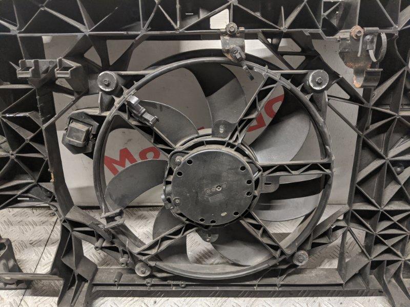 Вентилятор радиатора MEGANE 2010 III 1.6