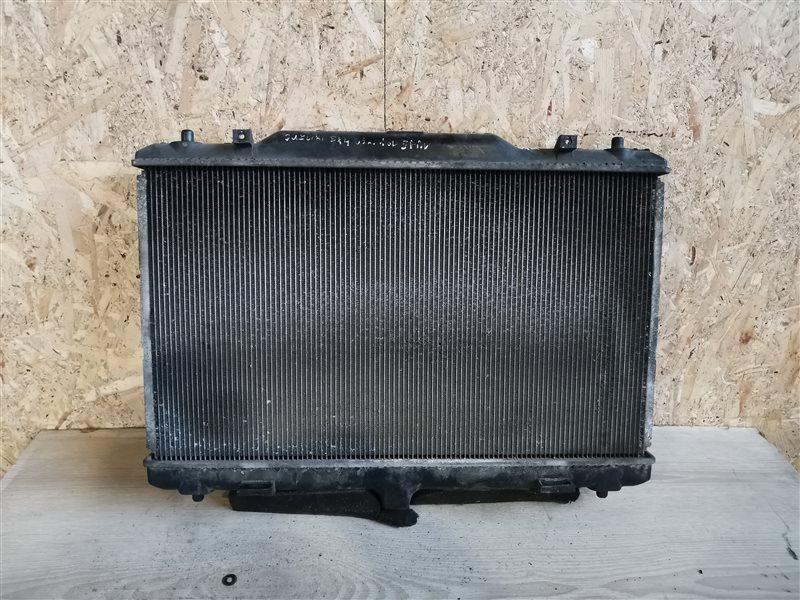 Радиатор основной SX4 2009 I