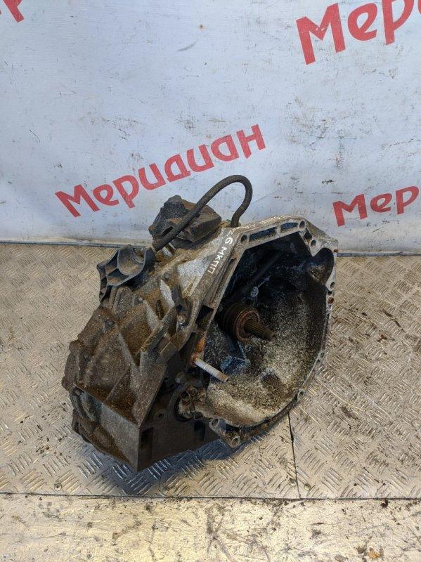 МКПП (Механическая коробка переключения передач) RENAULT MEGANE 2011 III 1.6 7701700598 БУ