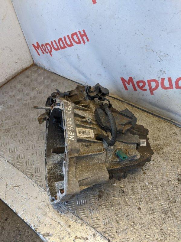 МКПП (Механическая коробка переключения передач) MEGANE 2011 III 1.6