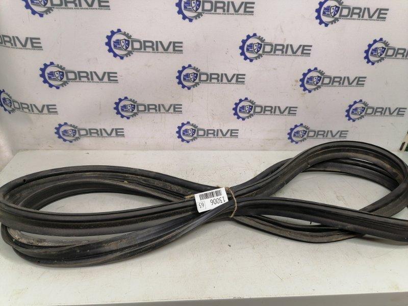 Уплотнитель багажника Hyundai Elantra XD 873212D510 Б/У