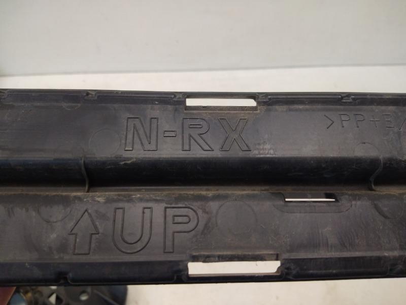 Решетка бампера передняя RX 2012-2015 3