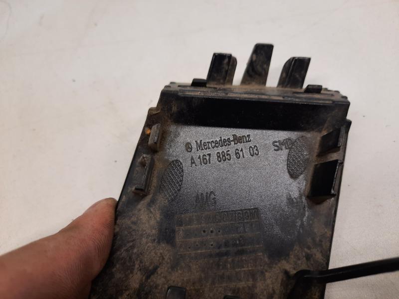 Заглушка бампера передняя GLE 2018-2021 V167