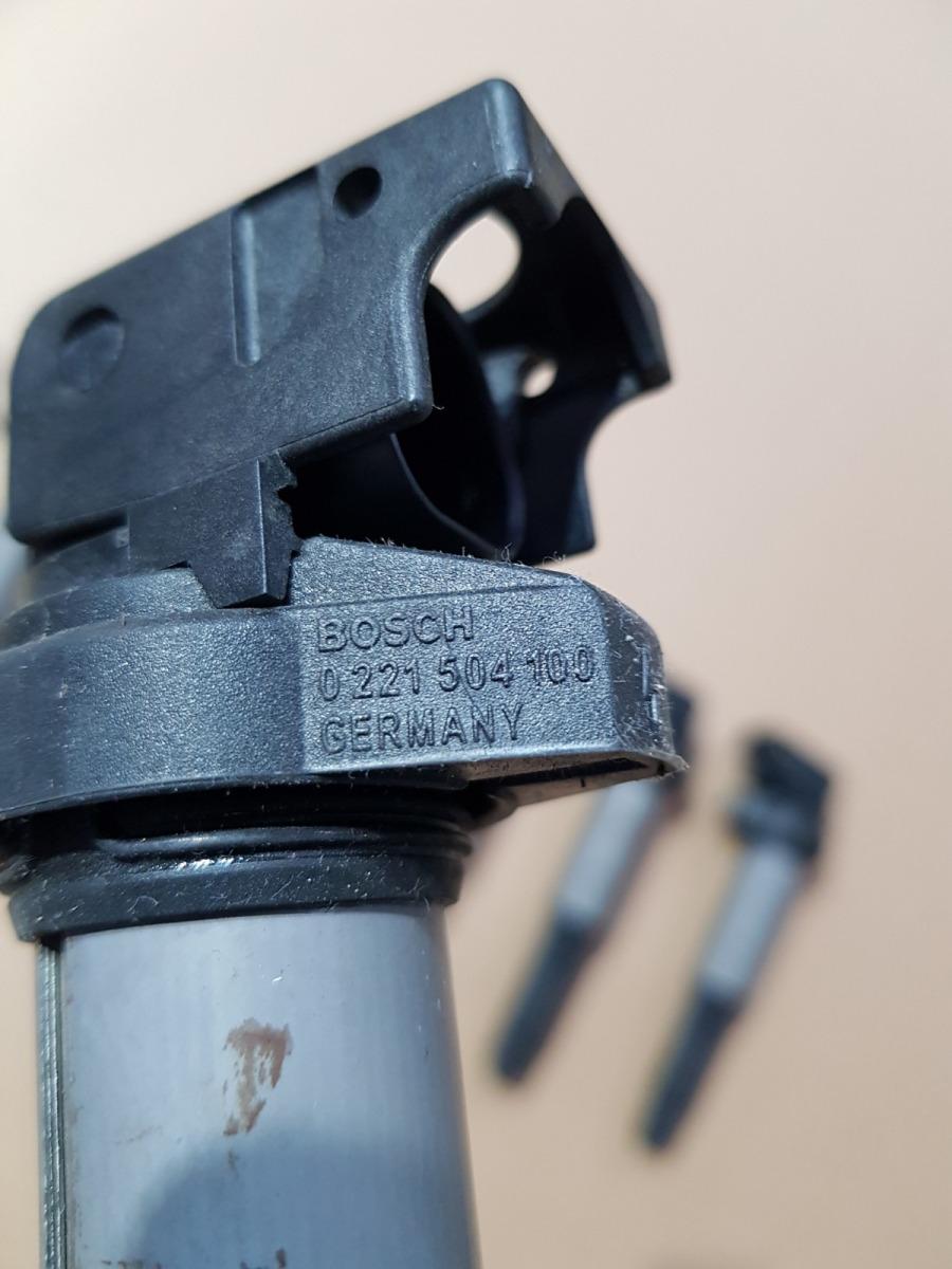 Катушка зажигания X5 2008 E70 N62B48