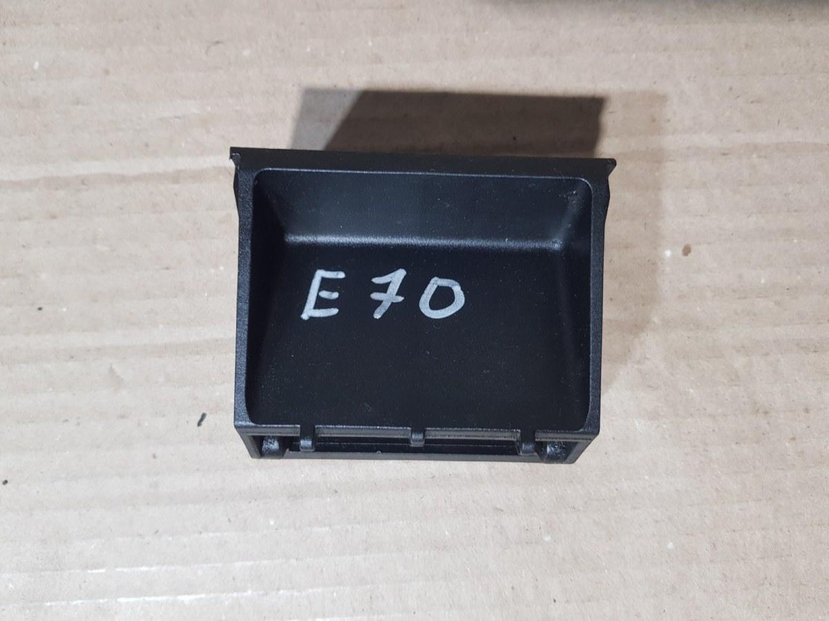 Кронштейн радиатора передний BMW X5 E70 N62B48