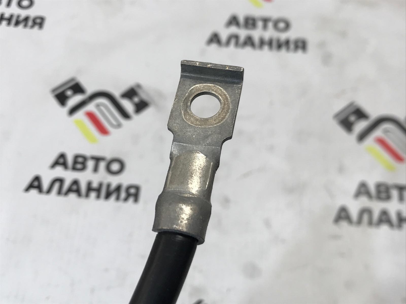 Минусовой провод аккумуляторной батареи X1 2015 E84 N20B20A