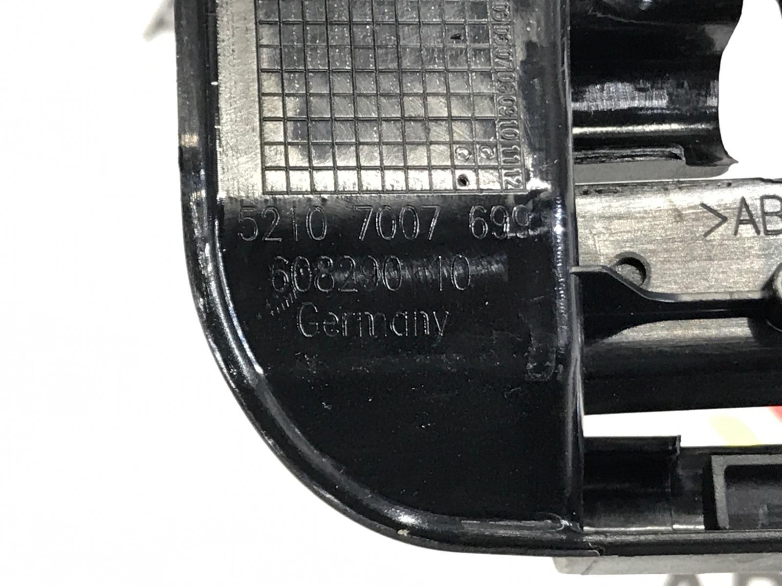 Накладка на сиденье задняя левая BMW 5-Series E60 M54B25