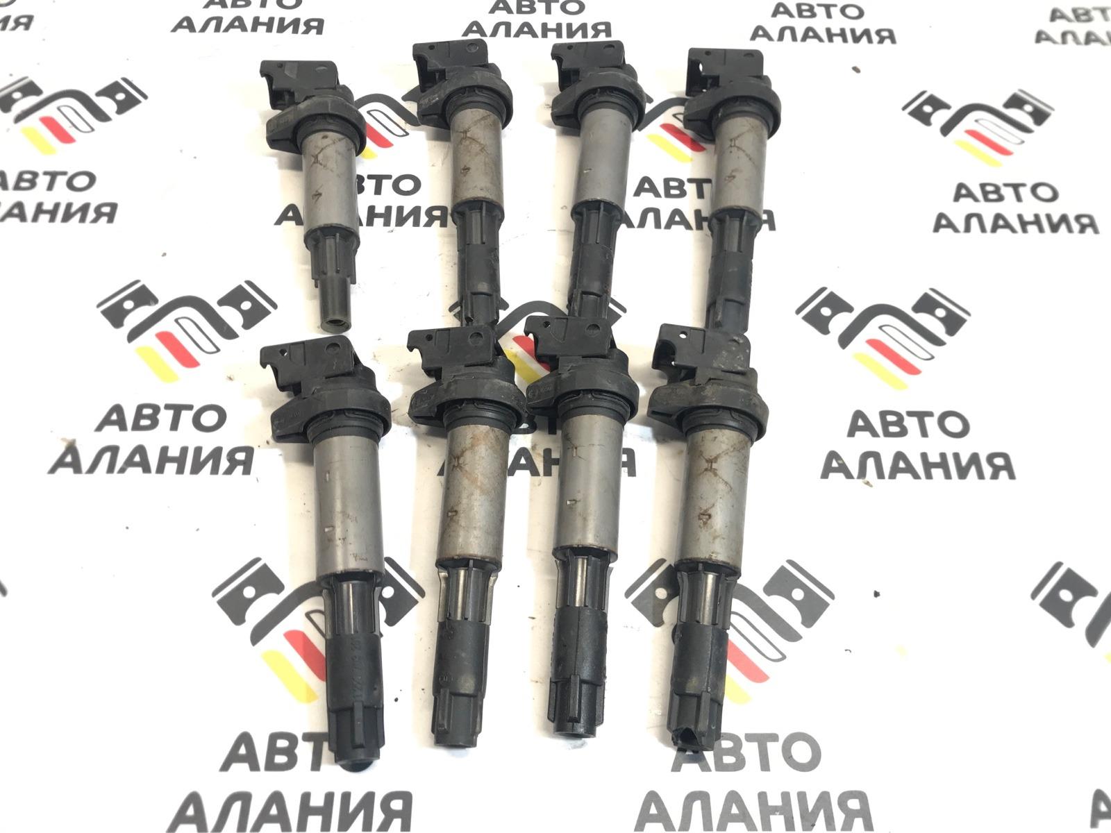Катушка зажигания BMW X5 2004 E53 LCI N62B44 12138616153 контрактная