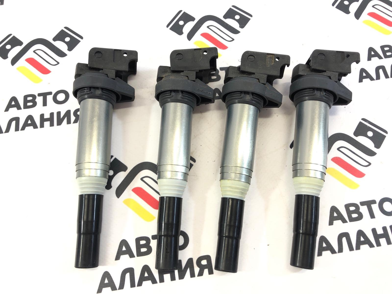 Катушка зажигания BMW X1 2013 E84 LCI N20B20A 12138616153 контрактная