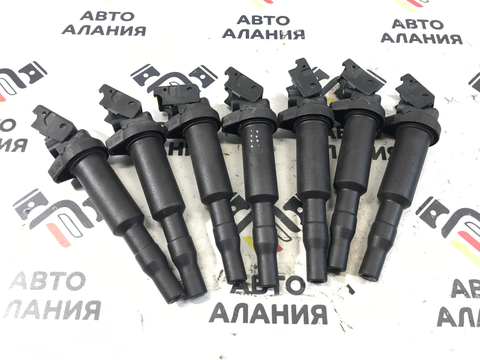 Катушка зажигания BMW 7-Series ActiveHybrid 2010 F04 N63B44 12138616153 контрактная