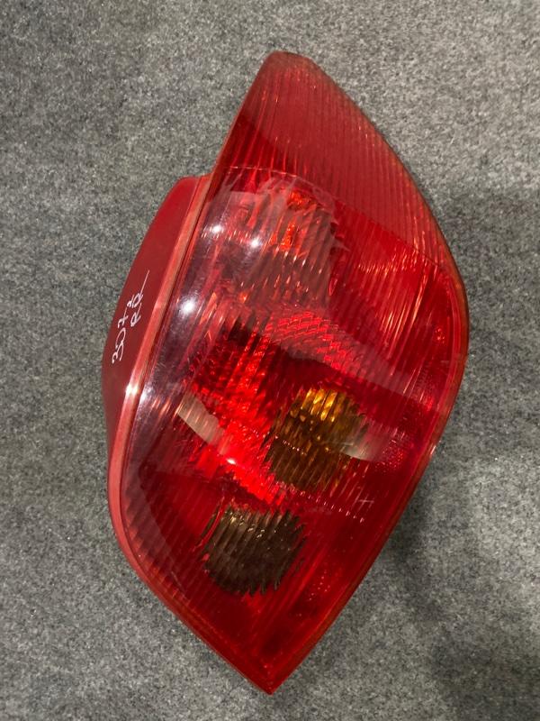 Стоп-сигнал правый Peugeot 307 6351.P4 контрактная