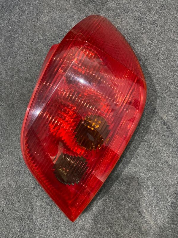 Стоп-сигнал задний правый Peugeot 307 6351.P4 контрактная
