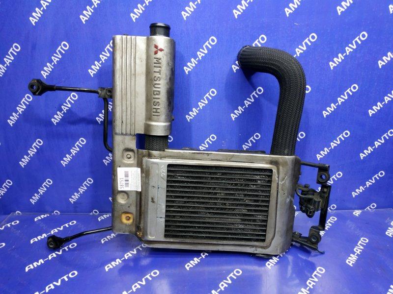 Интеркулер MITSUBISHI PAJERO 1996 V26W 4M40 MD158600 контрактная