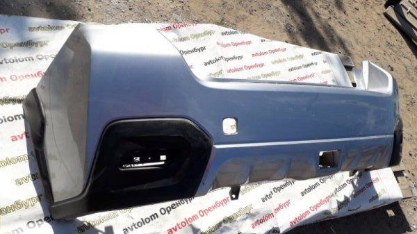 Бампер задний Subaru XV 2011- 57704FJ040 Б/У