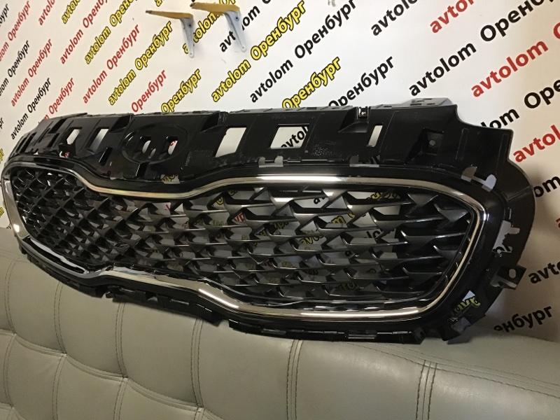 Решетка радиатора Kia Sportage 4