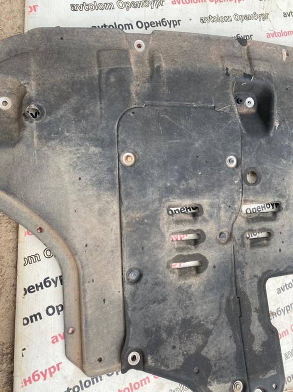 Пыльник защита двигателя Hyundai Santa Fe 4