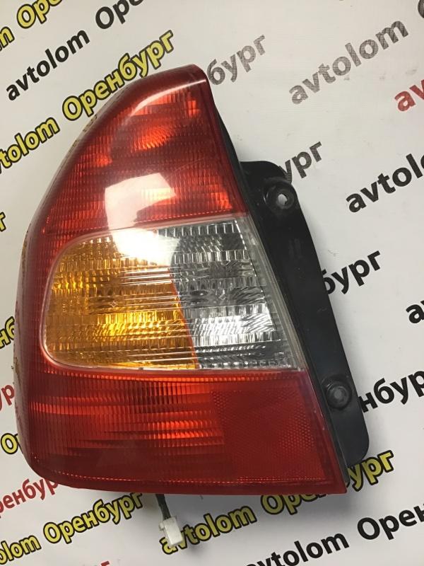 Фонарь левый Hyundai Accent 9240125020 Б/У