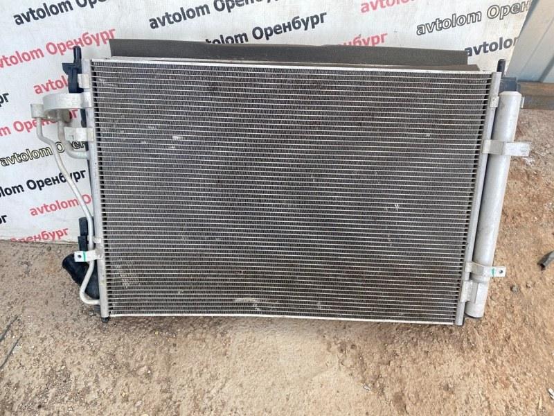 Радиатор кондиционера Hyundai CRETA 97606M0000 Б/У