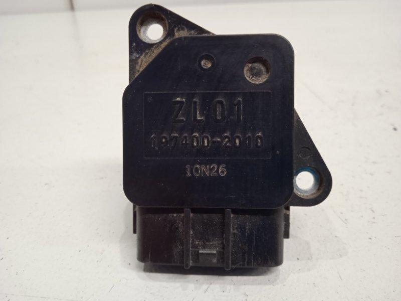Расходомер воздуха 3 2012 BL 1.6