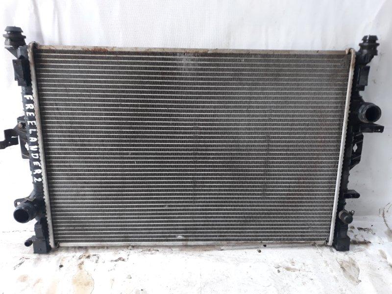 Радиатор ДВС Freelander 2 2007-2014 L359 2.2 224DT