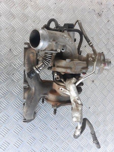 Турбокомпрессор Audi Q5 2008-2012 8RB 2.0 CDNC Б/У