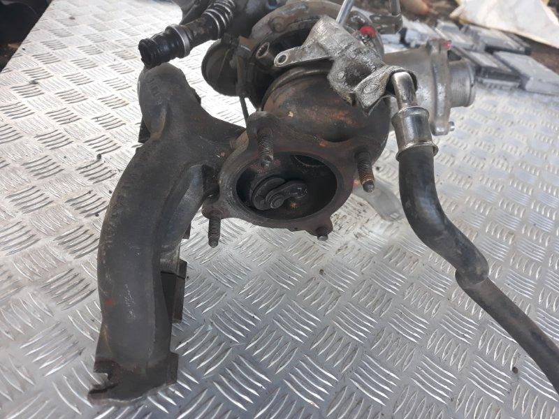 Турбокомпрессор Audi Q5 8RB 2.0 CDNC