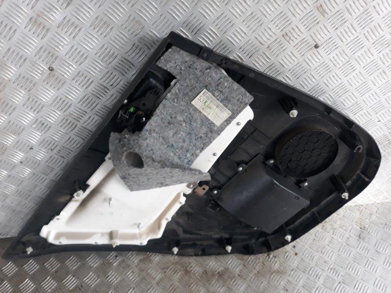 Обшивка двери задняя правая Mitsubishi Lancer CY3A 1.8 4B10