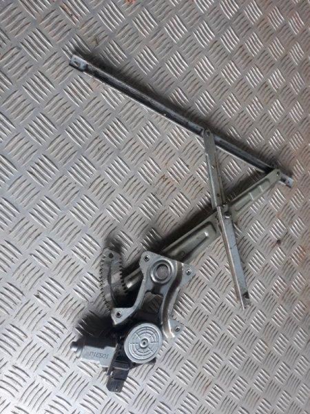 Стеклоподъемник передний правый Mitsubishi Lancer 2007-2011 CY3A 1.8 4B10 Б/У
