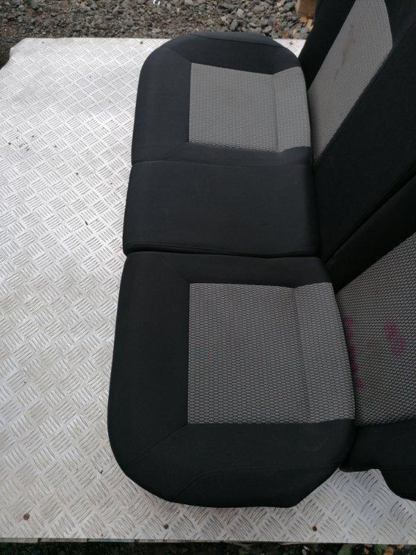 Сиденья задняя Polo 2012 612 1.6 CFNA