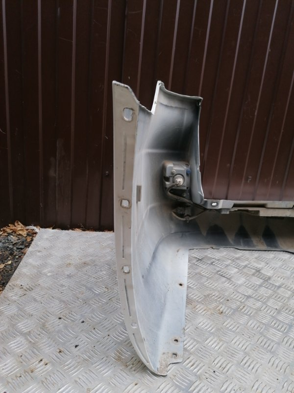Бампер задний Land Cruiser 2008-2012 VDJ200 4.5 1VD-FTV