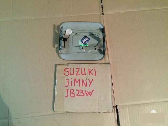 Лючок бензобака JIMNY 2002г.; JB23W K6A