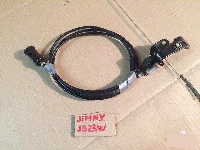 Тросик топливного бака SUZUKI JIMNY 2002г.; JB23W K6A 76520-81A00 контрактная