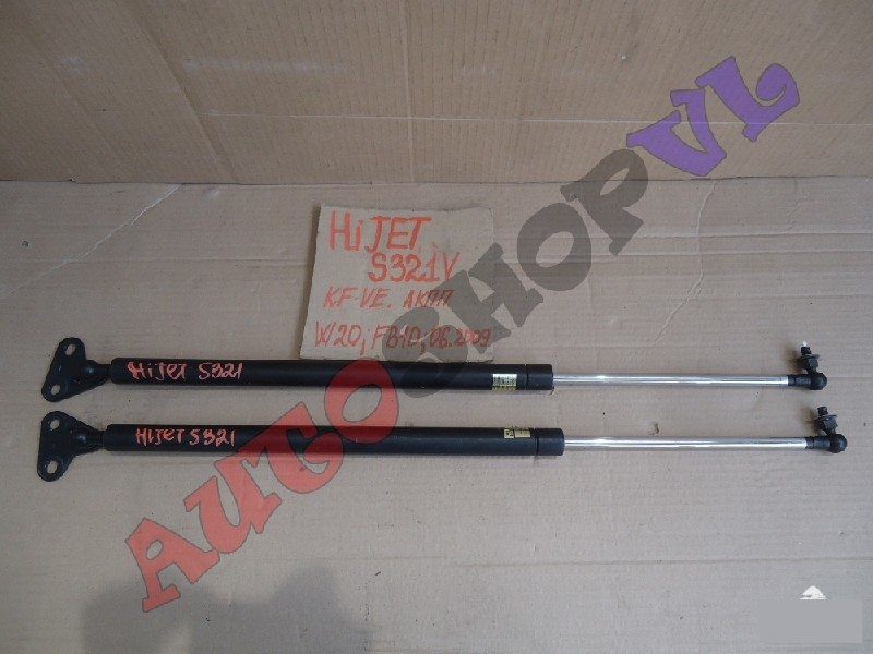 Амортизатор задней двери DAIHATSU HIJET CARGO S321V KFVE 68950-B5010 контрактная