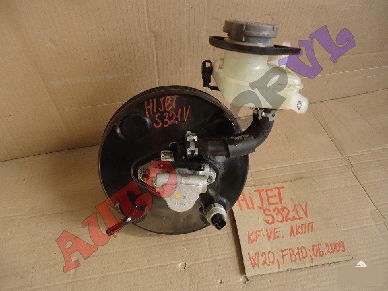 Главный тормозной цилиндр DAIHATSU HIJET CARGO S321V KFVE 47201-B5010 контрактная