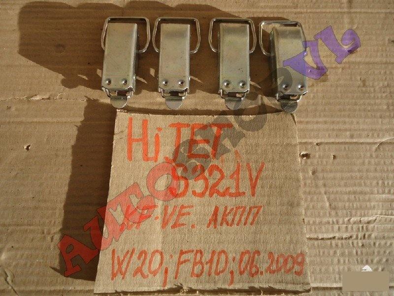 Крепление сидений DAIHATSU HIJET CARGO S321V KFVE контрактная