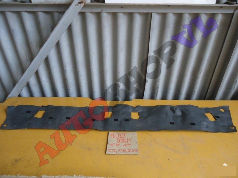 Обшивка салона DAIHATSU HIJET CARGO S321V KFVE 58520-B5030-B0 контрактная