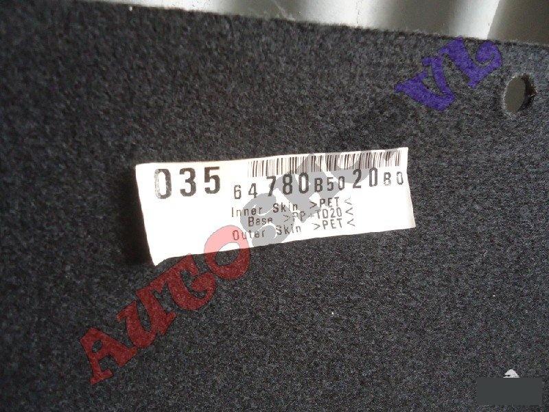 Обшивка крышки багажника DAIHATSU HIJET CARGO S321V KFVE