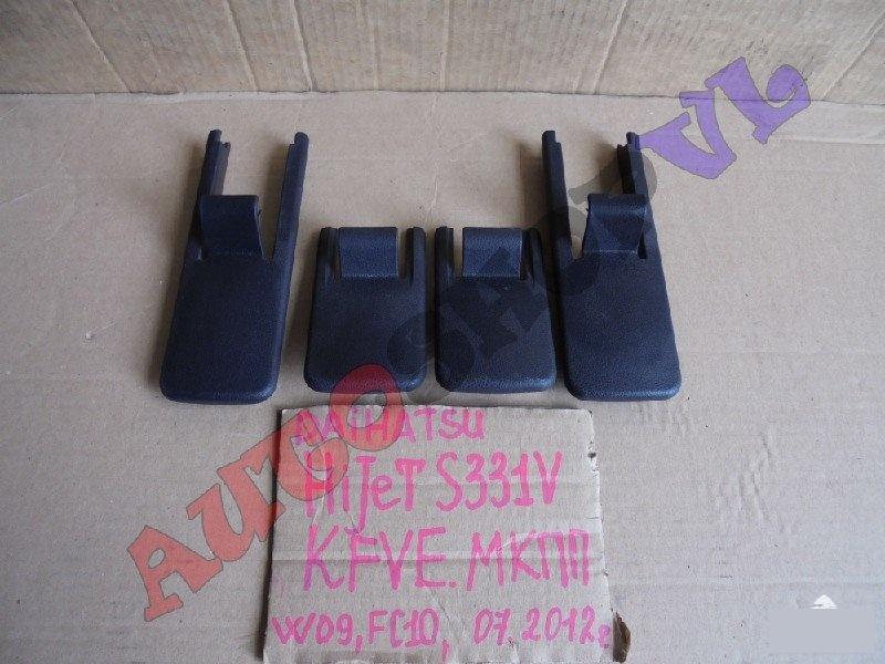 Пластик сидений DAIHATSU HIJET CARGO 07.2012г. S331V KFVE 79956-B5010-C0 контрактная